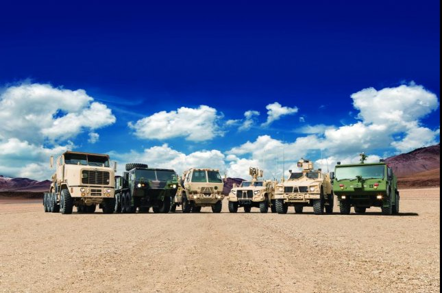 oshkosh gets 378 million tactical vehicle contract modification