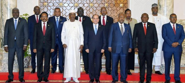 Leaders of the African Union in Cairo, Egypt, extended their organization's original 15-day deadline on the ruling Sudanese Transitional Military Council to relinquish power to its public. Photo courtesy of African Union Commission