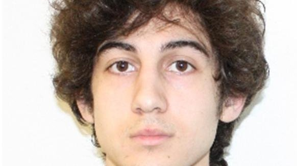 Suspect #2, Dzhokhar Tsarnaev, in latest FBI photo. He was born in Kyrgyzstan. He's on the run and considered armed and dangerous. (FBI/UPI)