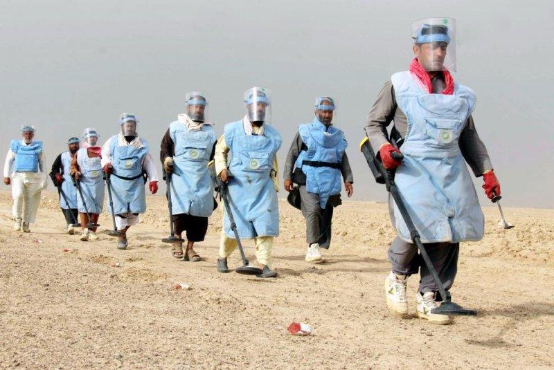 U.N. report blames Taliban for landmine deaths, injuries in Afghanistan