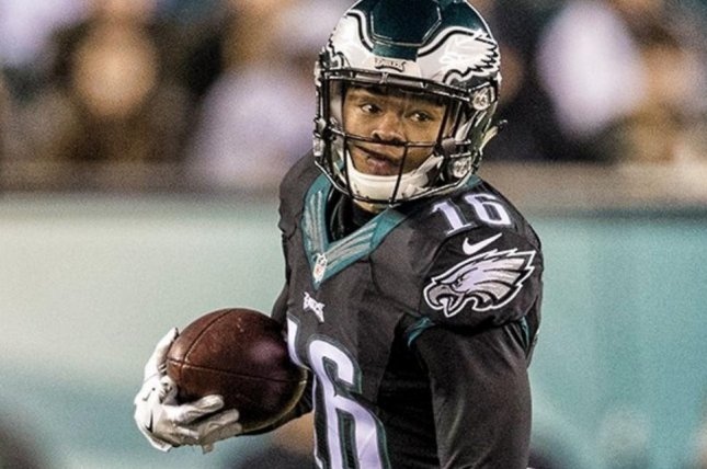 Former Philadelphia Eagles wide receiver Bryce Treggs joined the Cleveland Browns' active roster on Wednesday. Photo courtesy of the Cleveland BrownsTwitter