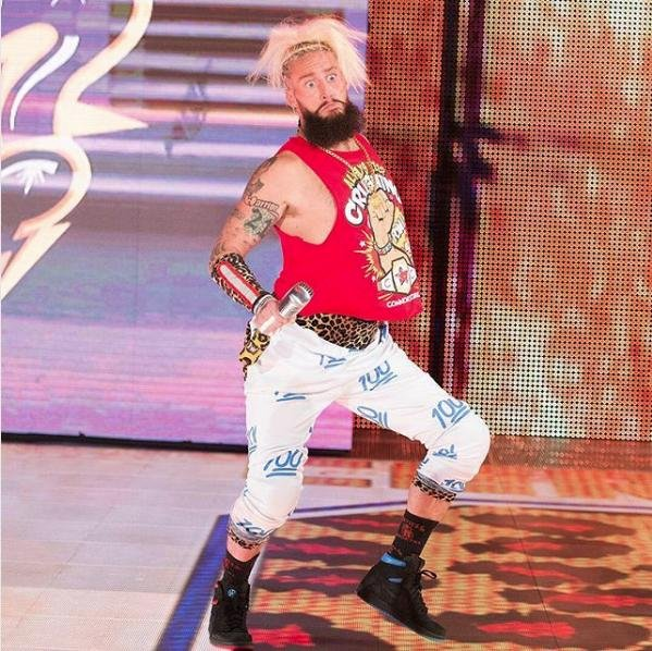 Enzo Amore suspended by WWE after sexual assault claim