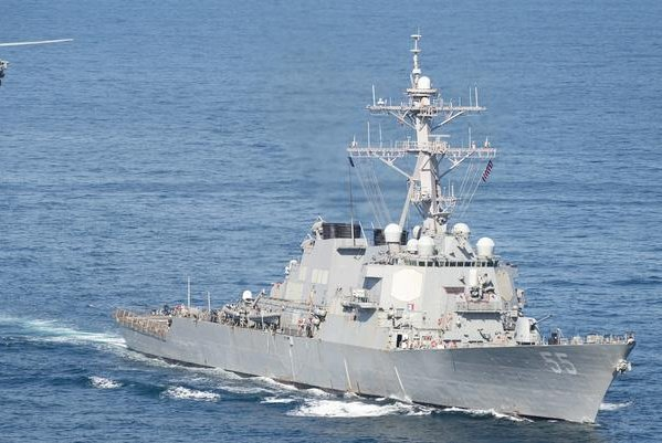 BAE Systems has received a $76.3 million contract to work on the USS Stout. Photo courtesy of BAE Systems