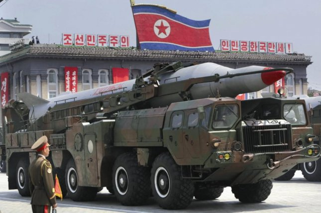 Tokyo is to launch a missile defense satellite on Jan. 24 to detect North Korea projectiles. File Photo by KCNA