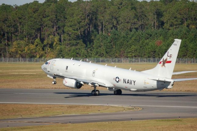 Boeing Co. received a $428 Million contract modification on Thursday, the Defense Department announced, for work on 16 Poseidon P-8A maritime aircraft. Photo by Clark Pierce/U.S. Navy