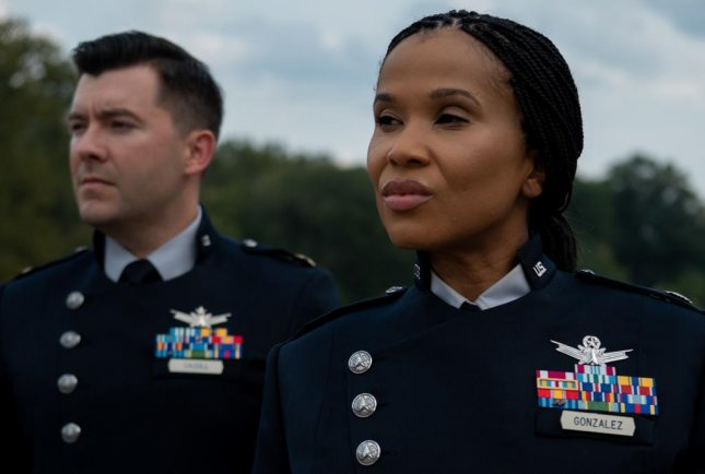 U.S. Space Force unveiled the prototypes of its dress uniforms for the military's newest service branch on Tuesday, Sept. 21. Photo courtesy of U.S. Space Force.