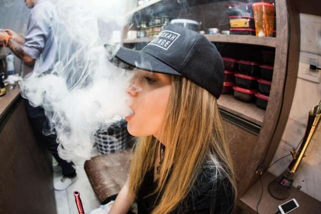 The nicotine found in e-cigarettes can hook teens for a lifetime, with uncertain results for their health. Photo byStockSnap/Pixabay