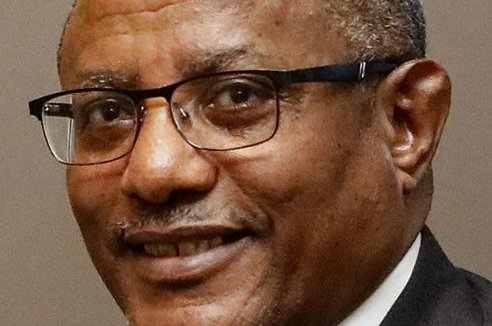 Ethiopian minister of foreign affairs H.E. Gedu Andargachew described President Donald Trump's comments on a long-simmering dispute over the Grand Ethiopian Renaissance Dam as an incitement to war. Photo by Dragan Tatic via Wikimedia Commons
