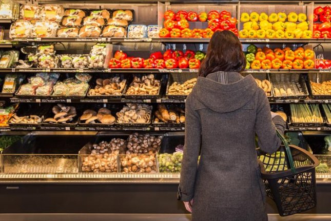 The strongest suggestion in the federal Dietary Guidelines remains, as it has for decades, that people consume more and a wider variety of fresh fruits and vegetables -- advice Americans generally continue to ignore. Photo by Adam Melnyk/Shutterstock