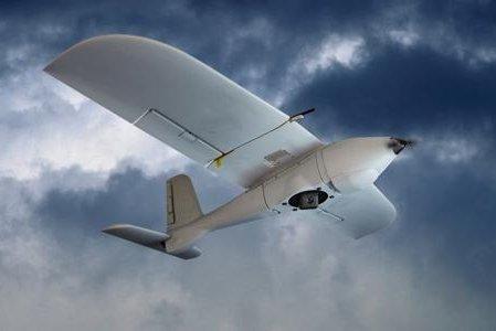 Lockheed Martin's Desert Hawk III weighs 8 pounds. Image courtesy of Lockheed Martin