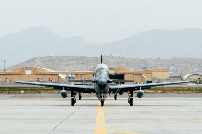 Afghanistan receives 4 more Super Tucano light-attack aircrafts