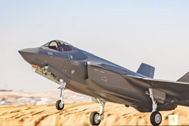 The U.S. Congress has been notified by the White House of its intent to sell 50 F-35 fighter planes to the United Arab Emirates, which would make UAE the second Middle Eastern nation to fly the aircraft. Photo courtesy of Israel Air Force