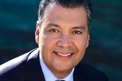 California Secretary of State Alex Padilla was selected Tuesday to replace Kamala Harris in the U.S. Senate. Photo courtesy of California Secretary of State