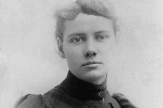 Pioneer journalist Elizabeth Jane Cochran -- Nellie Bly -- turns 151 May 5, 2015. Many consider her a pioneer in investigative journalism and muckraking. Photo by Everett Historical/Shutterstock