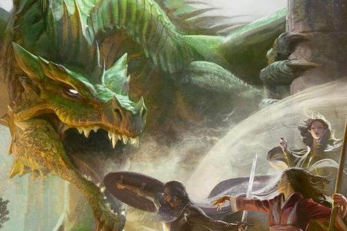 Image courtesy of the official Dungeons & Dragons gaming website