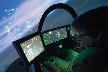 U.K. Ministry of Defense contracts for flight training