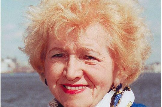 Helen Delich Bentley, who was a member of the U.S. House of Representatives from Maryland from 1985-95 and was a journalist for the Baltimore Sun, died Saturday of brain cancer. She was 92. Photo by Wikimedia Common/U.S. House of Representatives