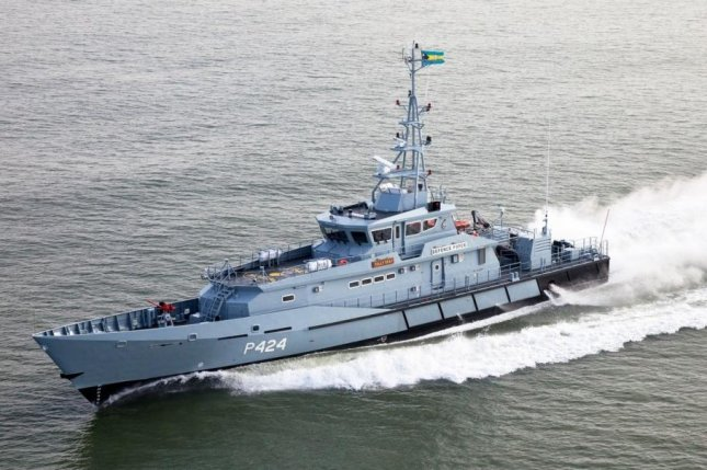 The Jamaica Defense Force has bought two new patrol boats from Damen Shipyard Group. Photo courtesy Damen
