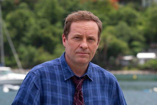 Actor Ardal O'Hanlon is leaving Death in Paradise after four seasons. Photo courtesy of BBC