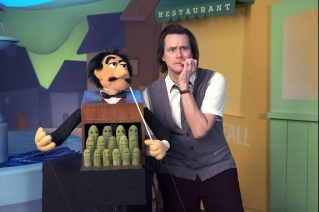 Jim Carrey plays Jeff Pickles on Showtime's Kidding, which returns with a second season November 3. Photo byErica Parise/Showtime