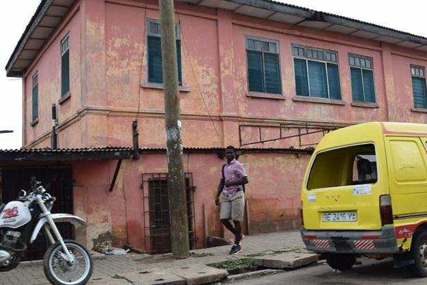 A fake U.S. embassy in Ghana was shut down during the summer after an informant tipped off investigators. The fraudulent operation sold illegally obtained documents to costumers for $6,000. Photo courtesy U.S. Department of State