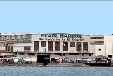 The U.S., Navy said it will open an investigation into the apparent suicide of a submarine sailor at Pearl Harbor Naval Shipyard, Hawaii. Photo courtesy of Pearl Harbor Naval Shipyard