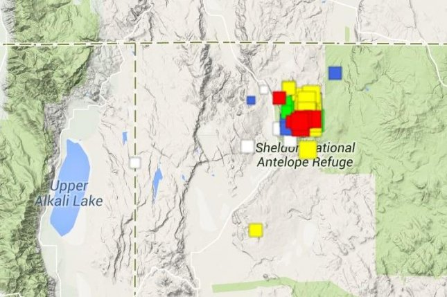 Earthquake swarm continues in Nevada, and officials say the big one may be coming. (Nevada Seismological Laboratory)
