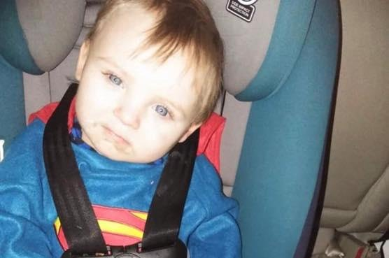 Noah Tomlin was reported missing by his mother on June 24. Photo courtesy of Hampton Police/Facebook