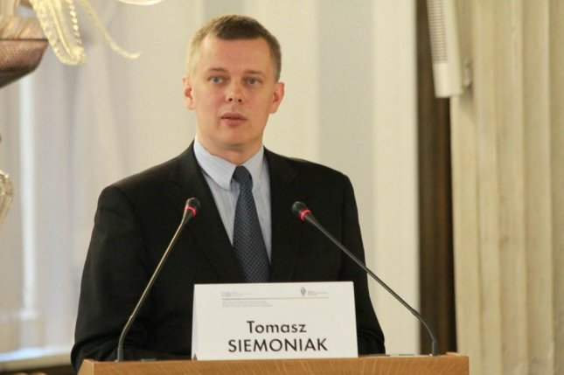 Polish Defense minister Tomasz Siemoniak. CC/Polish Government