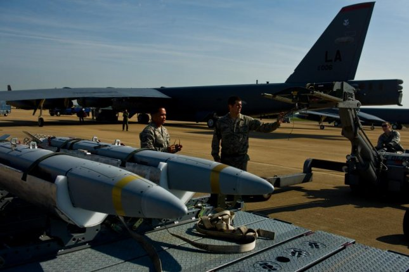 U S Air Force Equips Decoy Flight Vehicles With Anti Jam