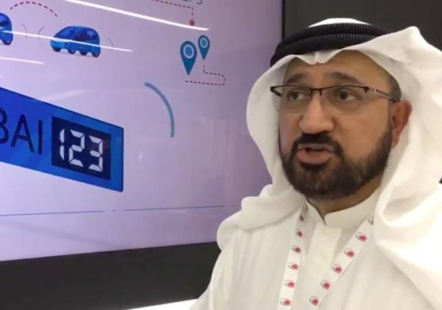 Dubai to test digital vehicle licence plates