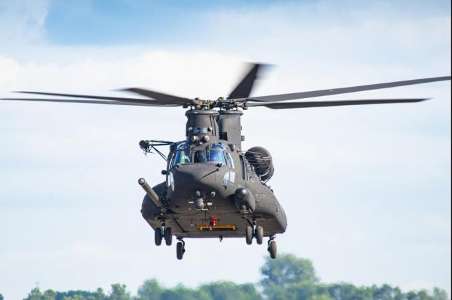 Boeing recently delivered the first next-generation MH-47G Block II Chinook to U.S. Army Special Operations. Photo courtesy of Boeing