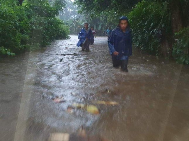 At least 16 people died in Nicaragua due to Hurricane Iota. Photo courtesy of CD-SINAPRED/Twitter