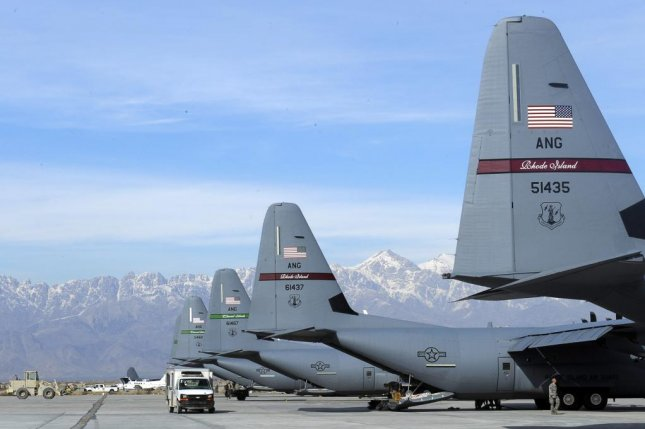 The U.S. Air Force C-130J support contracts include foreign military sales to Saudi Arabia. Photo by the U.S. Air Force