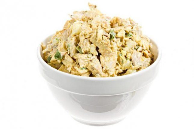 salmonella outbreak in chicken Chicken salad made by an iowa food processing company and distributed by fareway stores in the midwest sickened 265 people in eight states and caused one death in iowa from salmonella contamination, the us centers for disease control and prevention said the outbreak which sickened people.