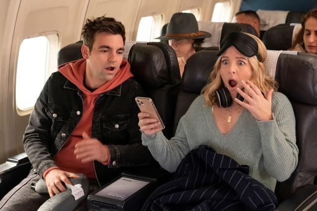 Drew Tarver and HeléneYorke will return for Season 3 of The Other Two. Photo courtesy of HBO Max