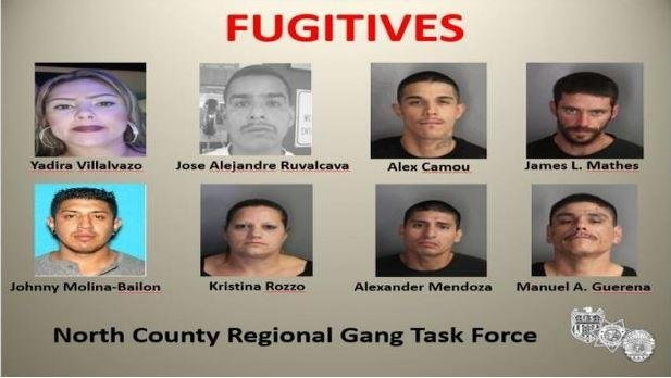 55 charged with meth, heroin, firearms sales in Ca.