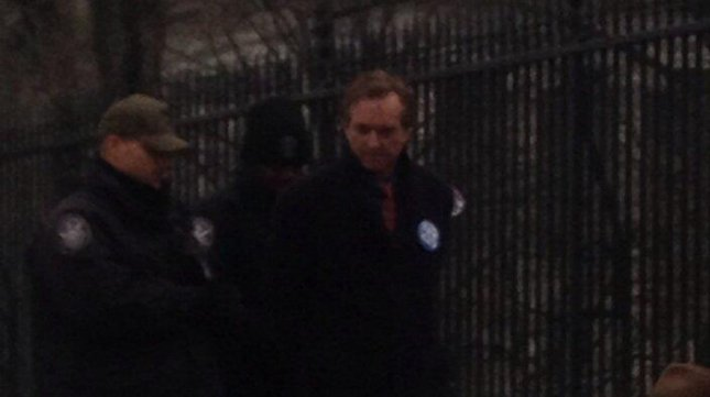 RFK Jr. arrested at Keystone XL White House protest