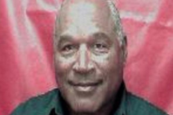 The Nevada Department of Corrections this week released a new mug shot of O.J. Simpson. He could be paroled as early as next year.