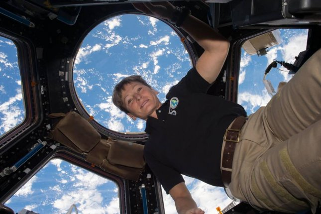 Scientist-turned-astronaut Peggy Whitson set multiple records during her multi-decade career at NASA. Photo by NASA