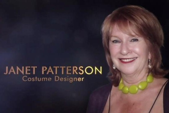 The Oscars mistakenly used a photo of Australian producer Jan Chapman as they honored Australian costume designer Janet Patterson during the In-Memoriam segment remembering those who'd died in the last year. Photo courtesy of ABC
