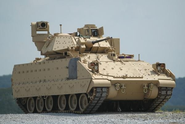 BAE Systems Land and Armaments LP has received a $14 million U.S. Army contract modification for support on the Bradley family of vehicles. Photo courtesy BAE Systems