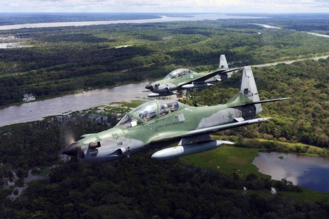 State Department approves sale of A-29 Super Tucanos to