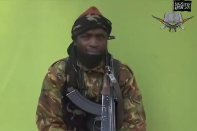 Boko Haram leader Abubakar Shekau, or his double, both of whom were reported to have been killed by the Nigerian army. On August 16, 2015, Shekau was reported to have reaffirmed his command of Boko Haram in an audio message to the Islamic State, quashing previous rumors of his demise and replacement. Photo by Grin160/CC/Wikimedia Commons