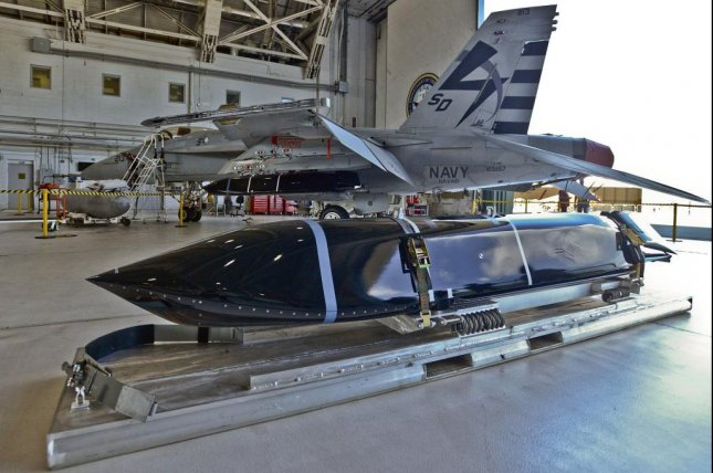 Lockheed Martin this week received a contract to manufacture 48 LRASMs for the U.S. Air Force. Photo courtesy U.S. Navy