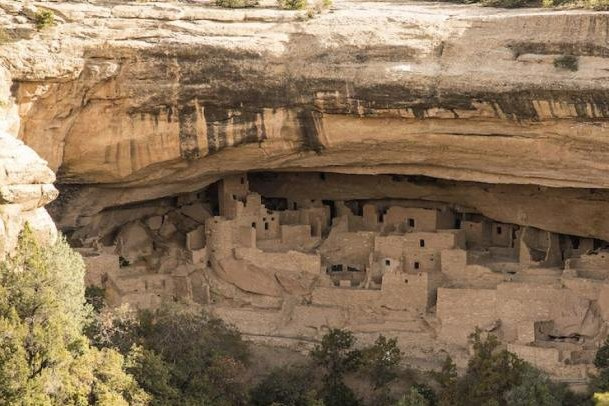 New DNA analysis suggests most Ancestral Puebloans abandoned Colorado's Mesa Verde settlements for northern Arizona and New Mexico at the end of the 13th century. Photo by University of Colorado, Boulder
