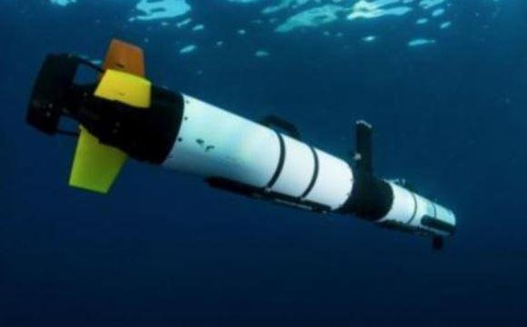 Chinese state-run media said Monday that the U.S. underwater military drone captured last week is evidence of massive U.S. military surveillance of China. File Photo by Mass Communication Specialist 2nd Class Arthurgwain L. Marquez/U.S. Navy/UPI
