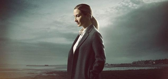 Actress Morven Christie is to return for a second season of the police drama, The Bay. Photo courtesy ITV