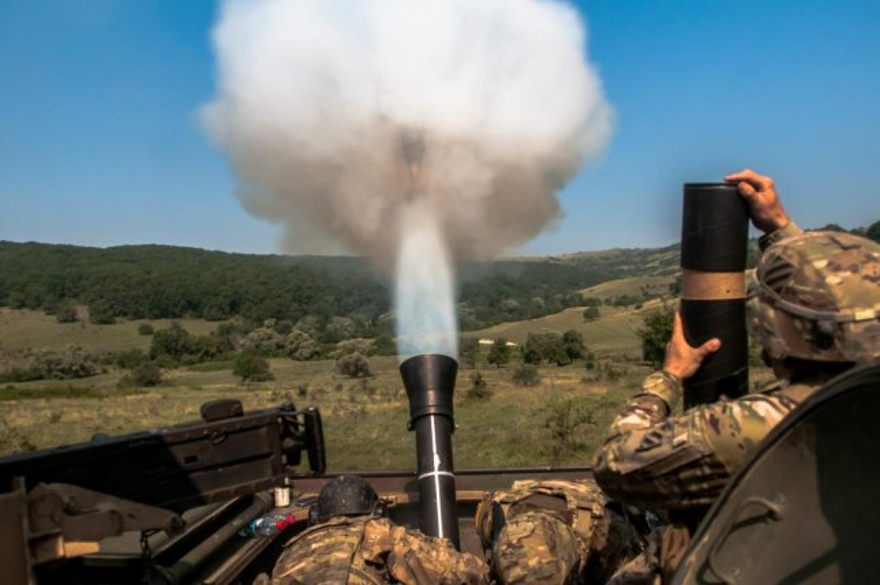EFW gets $102 million U S  Army mortar contract - UPI com