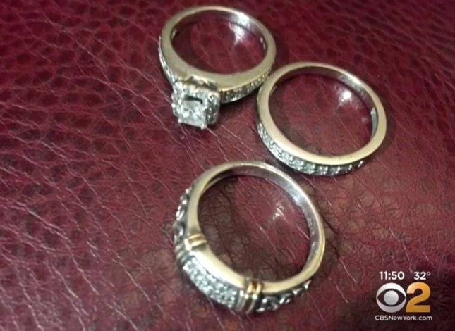 Sanitation crew finds wedding rings in dump for second time in three
